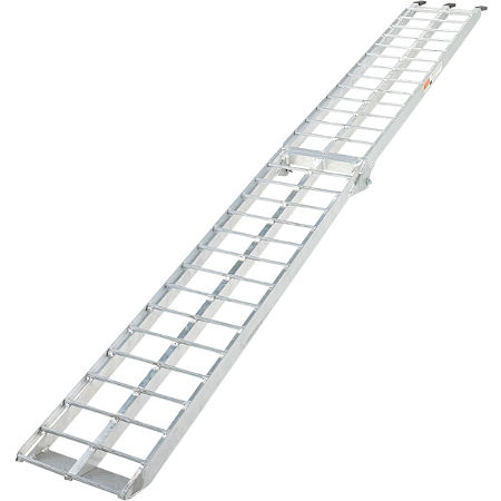 Moose Straight Aluminum Folding Ramp - 9' - Main