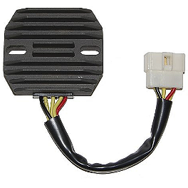 Moose Regulator Rectifier - 1997 Kawasaki BAYOU 300 4X4 Moose Dynojet Jet Kit - Stage 1