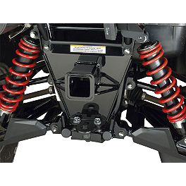"Moose Receiver Hitch - 2"" - 2006 Kawasaki BRUTE FORCE 650 4X4i (IRS) Moose Utility Rear Bumper"