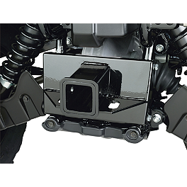 "Moose Receiver Hitch - 2"" - 2012 Suzuki KING QUAD 500AXi 4X4 POWER STEERING Moose Utility Rear Bumper"