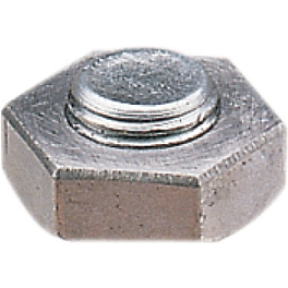 Moose Replacement Skid - Screw In Style - 1996 Kawasaki BAYOU 400 4X4 Moose 387X Center Cap
