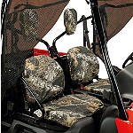 Moose Bucket Seat Covers - Utility ATV Seats and Backrests