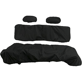 Moose Bench Seat Covers - 2008 Polaris RANGER 700 XP 4X4 Moose Ball Joint - Lower