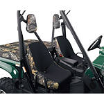 Moose Neoprene Bucket Seat Covers - Utility ATV Seats and Backrests