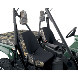 Moose Neoprene Bucket Seat Covers - 2009 Yamaha RHINO 700 Classic Accessories UTV Seat Covers - Camo