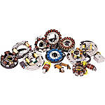 Moose Stator - Yamaha BIGBEAR 350 4X4 Dirt Bike Engine Parts and Accessories