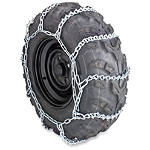 Moose Tire Chains - Utility ATV Farming