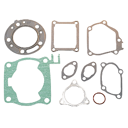 Moose Top End Gasket Set - 1990 Kawasaki MOJAVE 250 Moose Clutch Cover Gasket
