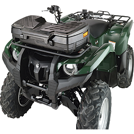 NRA By Moose Tracker Front Trunk - DFS Aluminum ATV Box - Front