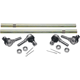 Moose Tie Rod Upgrade Kit - Moose CV Boot Guards - Front