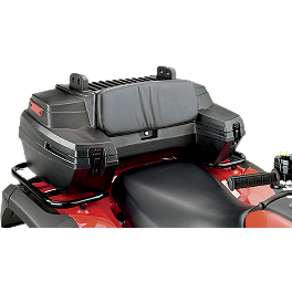 Moose Outdoorsman Rear Trunk - 2013 Honda RANCHER 420 4X4 POWER STEERING Moose Cordura Seat Cover
