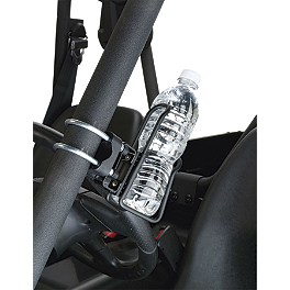 NRA By Moose UTV Drink Holder - RAM Mounts Strap Mount Bars/Rollbar