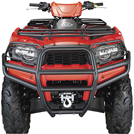 Moose Utility Front Bumper - 2008 Kawasaki BRUTE FORCE 750 4X4i (IRS) Kawasaki Genuine Accessories Front CV Joint Guards