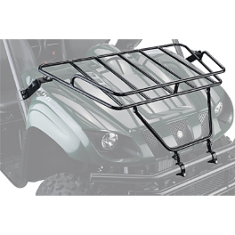 Moose UTV Front Rack / Mount Combo - 2008 Polaris RANGER CREW 700 4X4 Moose Ball Joint - Lower