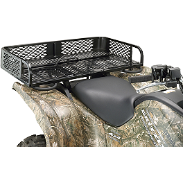 Moose Universal Mesh Rack - Rear - Quadboss Mesh Rack Front/Rear