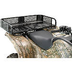 Moose Universal Mesh Rack - Rear - ATV Racks and Luggage