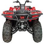 Moose Utility Rear Bumper - ATV Winches and Bumpers for Utility Quads
