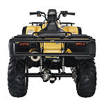 Moose Universal Rear Bumper - Utility ATV Grab Bars