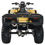 Moose Universal Rear Bumper Mount - Utility ATV Grab Bars