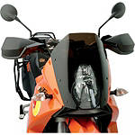 Moose Adventure Windscreen -  Motorcycle Windscreens and Accessories