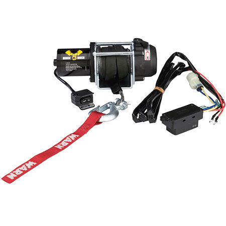 Moose Winch With Synthetic Rope - 1,700 Pound - Main