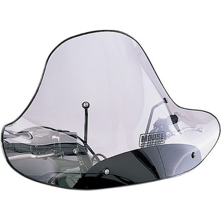 Moose Universal Windshield With Headlight Cutout - Main