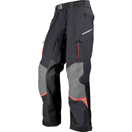 2013 Moose Monarch Pass Pants - Alpinestars Erzberg Drystar Pants