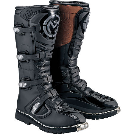 Moose M1 Boots With ATV Sole - Main