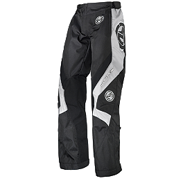 2013 Moose Qualifier OTB Pants - 2013 Scott Ergonomic TP Rain Pants