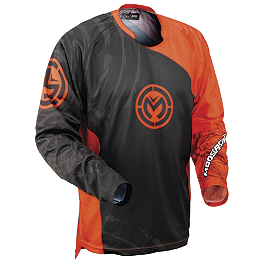 2013 Moose Qualifier Jersey - 2014 Troy Lee Designs Adventure Jersey