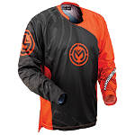 2013 Moose Qualifier Jersey - Moose Dirt Bike Riding Gear