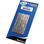 Motion Pro Nickel Plated Wheel Weights - 18oz - Motion Pro Dirt Bike Tire and Wheels
