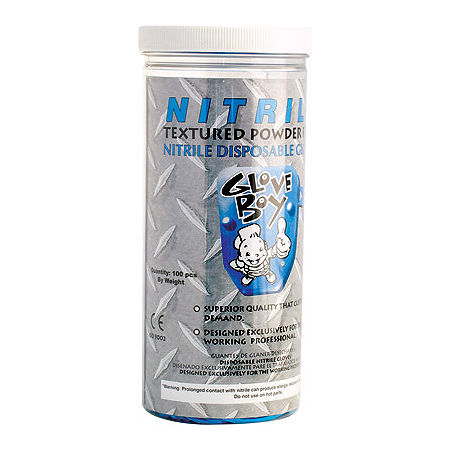 Motion Pro Powder Free Textured Nitrile Gloves - Main