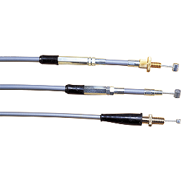 Motion Pro Push Throttle Cable - 1993 Kawasaki ZX600E - Ninja ZX-6 Motion Pro Clutch Cable