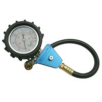 Motion Pro Air Pressure Tire Gauge - 0-60 PSI