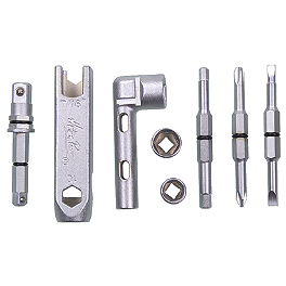 Motion Pro Metric Multi-Purpose Tool - Motion Pro Ratchet/Socket Wrench Kit
