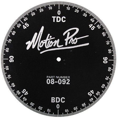 Motion Pro Timing Degree Wheel - Main