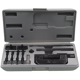 Motion Pro Chain Breaker & Riveting Tool - Motion Pro Jumbo Chain Tool Kt