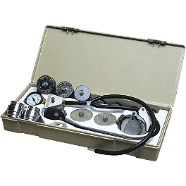 Motion Pro 2-Stroke Leak Down Tester - Motion Pro Cable Fittings Kit