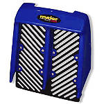 Maier Radiator Cover - Yamaha - Maier Dirt Bike Plastics