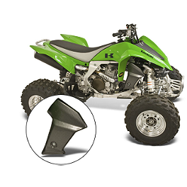 Maier Race Scoops - Kawasaki - 2013 Factory Effex Monster Energy ATV Graphics - Kawasaki