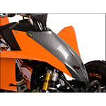Maier Scooped Hood - KTM - Maier ATV Parts
