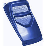 Maier Screened Hood - Suzuki - Maier Dirt Bike Plastics