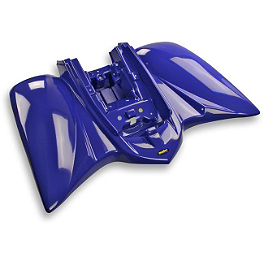 Maier Rear Fender - Yamaha - 2009 Yamaha RAPTOR 350 AC Racing Nerf Bars