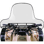 Maier Universal ATV Windshield - Clear
