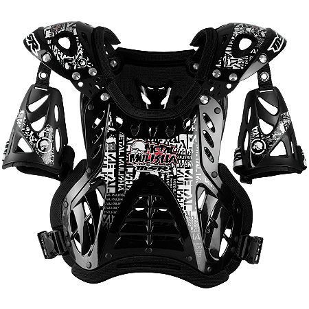 2013 MSR Metal Mulisha Deflector - Main