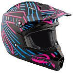 2012 MSR Women's Assault Helmet - Starlet - Utility ATV Off Road Helmets