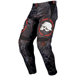 2012 MSR Metal Mulisha Pants - 2013 MSR Velocity Helmet - Metal Mulisha Scope
