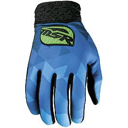 2012 MSR NXT Reflect Gloves - 2012 Answer JSC Shatter Gloves