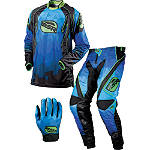 2012 MSR NXT Reflect Combo -  Dirt Bike Pants, Jersey, Glove Combos